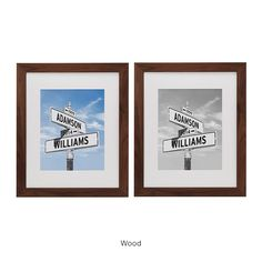 Commemorate the moment your paths first crossed with this intriguing personalized art.