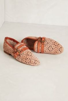 Lacy Loafers