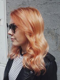 Bloranhe hair made by Susanna Poméll / @healthyhairfinland / healthyhair.fi
