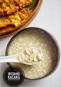Diah Didi's Kitchen: Wedang kacang Tanpa Santan Indonesian Desserts, Indonesian Food, Cooking Time, Cooking Recipes, Diah Didi Kitchen, Street Food, Food To Make, Food Porn, Food And Drink