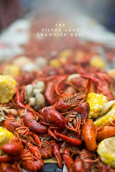 Eat, Drink + Be Merry. Travel + Food Photography. Los Angeles and Beyond.» Blog Archive » The Silver Lake Crawfish Boil. How to Eat Crawfish.