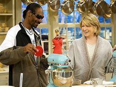 Edible Marijuana Recipes always knew Martha Stewart was on the good stuff! #Marijuana #Cannabis #CannaNext