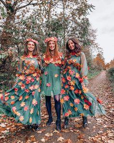 WIL Kostüm Zubehör Tasche Blumenwiese Hippie Karneval Fasching