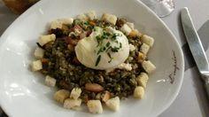 L'Imprévu à Nîmes Salade de lentilles http://sixthematique.fr/limprevu/