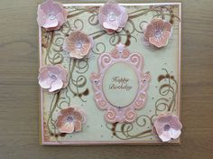 Stamps by Chloe Small Flax Flower