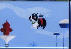 More artwork I need from Mr. Rubenacker. That man is cruel to my wallet. Jetsons BT by Brian Rubenacker