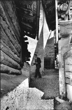 Henri Cartier-Bresson, Giacometti