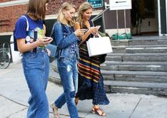 New York Fashion Week Street Style 2015