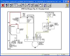 1998 Ford Ranger 4x4 Wiring Diagram Of A Car S Electrical Circuit 11 Best Truck Ref Diagrams 96 3 0l Images Engine 6