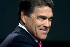 Rick Perry's Mugshot