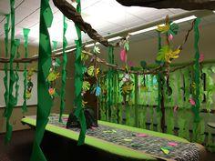Jungle Safari party decorations