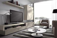 Mueble de salon arena natural A -