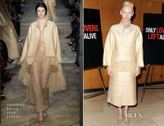 Tilda Swinton In Valentino Couture – 'Only Lovers Left Alive' LA Screening