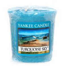 Yankee Candle Turquoise Sky Samplers Votive at The Paper Store