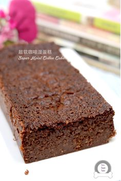 Sharing this straight forward and easy (without having to separate egg whites) coffee cake recipe.  与您分享这道简易即又不须分隔蛋黄白做法的咖啡蛋糕食谱。    If y...