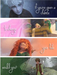 Rise of the Guardians and How to Train your Dragon are Dream Works. Don't mix Disney and Dream Works.
