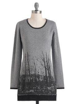 Perfect fall sweater! Bare Birch Sweater, #ModCloth