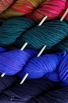 Learn how to substitute yarn fiber with LoveKnitting