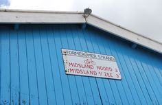 Favoriet adresje: Zandzeebar in Formerum aan zee (aug 2013)