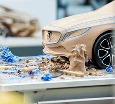 Clay Mercedes escala 1:5 Car Design Sketch, Car Sketch, Mercedes World, Automobile, Car Camper, Clay Design, Car Engine, Transportation Design, Automotive Design