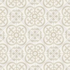 Bring a magical design to your home by choosing this Merola Tile Cemento Empress Beach Cement Handmade Floor and Wall Tile. Bathroom Floor Tiles, Wall Tiles, Tile Floor, Kitchen Backsplash, Cement Tile Backsplash, Kitchen Floor, Paint Your House, Cement Walls, Cement Crafts
