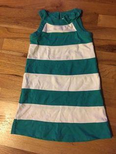 Toddler 4T Gap green turqouise