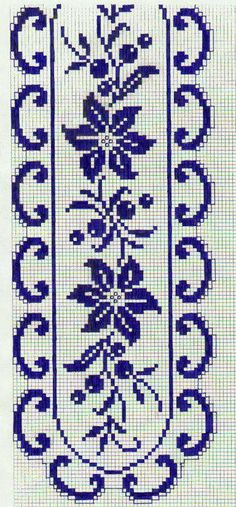 ru / Foto # 34 - δυο 20 by Divonsir Borges Cross Stitch Bookmarks, Cross Stitch Borders, Cross Stitch Charts, Cross Stitch Designs, Cross Stitching, Cross Stitch Embroidery, Embroidery Patterns, Hand Embroidery, Cross Stitch Patterns