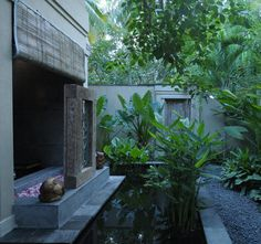 Villa Kacang Masterbath2 Neighboring The Lush Jungle of East Bali: Exclusive Jasri Beach Villas