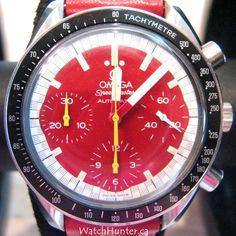Omega Speedmaster Michael Schumacher Automatic 1st Ed. 1996