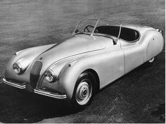 '48  xk120 drop head jaguar