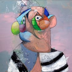 #georgecondo #art #artist #artwork #contemporary #contemporaryart