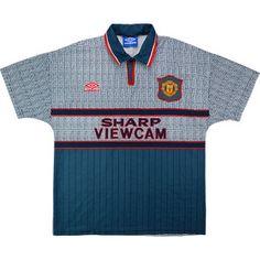 Manchester United Vintage & Retro Jerseys | Classic Football Shirts - Classic Retro Vintage Football Shirts Classic Football Shirts, Vintage Football Shirts, Sport Wear, Manchester United, Retro Vintage, Polo Ralph Lauren, The Unit, Urban