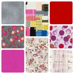 GIVEAWAY ON Stitched in Color - this Center City + Architextures Fat Quarter Bundle, enter here>>> http://www.stitchedincolor.com/2013/02/giveaway-from-contemporary-cloth.html