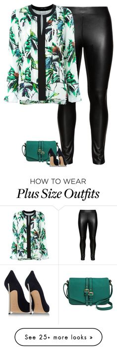 """""""Angel with Lizzie"""" by fanny483 on Polyvore featuring Studio, Proenza Schouler, Merona, Casadei, women's clothing, women's fashion, women, female, woman and misses - shopping for womens clothing, womens casual clothing, tall womens clothing"""