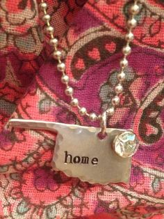 The necklace I got today @ The Gypsy Rose boutique in Collinsville!