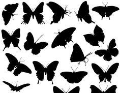 20 Packs de siluetas de animales vectorizadas en alta resolución para utilizar en nuestros diseños   TodoGraphicDesign