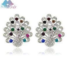 Rainy Jewel s 18K Gold Plated Crystal Rhinestone jewelry Jewellry The Peacock Earrings 2859 Rainy Jewel http://www.amazon.com/dp/B00Y70N4PM/ref=cm_sw_r_pi_dp_k-J5vb0MB2ZV0