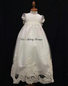 c96be975b 21 Best Piccolo Bacio Christening Gowns Girls images | Baptism dress ...