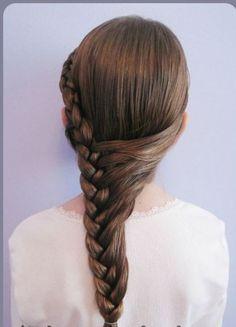 25 Lindos Peinados para tu Hija - Peinados