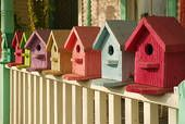 Birdhouse Stock Photo Images. 1720 birdhouse royalty free images and photography available to buy from over 100 stock photo companies.
