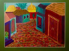 Village by Amy Pursifull