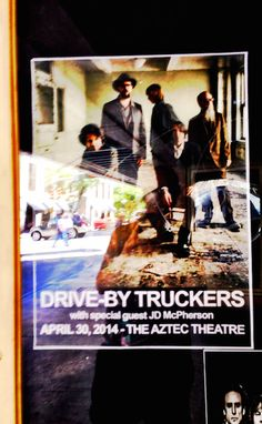 Drive By Truckers' Poster