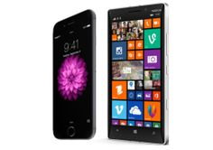 Why iPhone 6 isn't a threat to Windows Phone