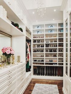 The perfect closet.