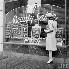 LIFE Magazine | Beauty Salon