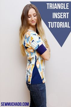Found this easy top sewing tutorial. For more DIY fashion and sewing tutorials, check out http://www.sewinlove.com.au/tag/tutorial/