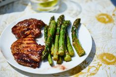 Mézes-mustáros grillezett sertéstarja Meat, Food, Essen, Meals, Yemek, Eten