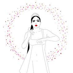 Queen of the Loop 1 Xaviera Lopez