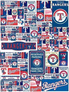 Texas Rangers home screen wallpaper