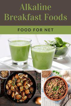 Alkaline Breakfast, Diet Breakfast, Breakfast Recipes, Alkaline Diet Recipes, Vegan Recipes, Dr Sebi Recipes, Healthy Snacks, Uric Acid, Natural Foods